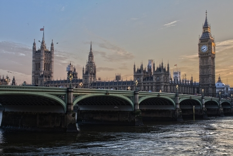 Epic bridge, including Houses of Parliament